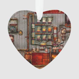 Steampunk - café - el fabricante de café de la com
