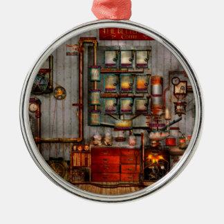 Steampunk - café - el fabricante de café de la com ornato