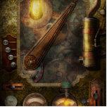Steampunk - caja del fusible del Victorian Escultura Fotografica