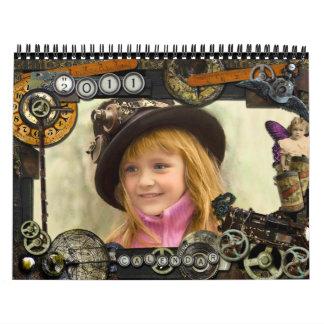 Steampunk (Calendar) Calendar