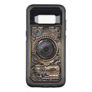 Steampunk Camera #1 by G.O.S.Studio. OtterBox Commuter Samsung Galaxy S8 Case