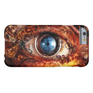 Steampunk Camera Eye Barely There iPhone 6 Case