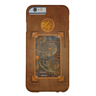 Steampunk Barely There iPhone 6 Case