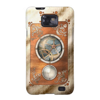 Steampunk Case Samsung Galaxy S2 Covers