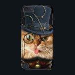 "Steampunk Cat Hard Shell Case for iPod Touch<br><div class=""desc"">Steampunk Cat Hard Shell Case for iPod Touch</div>"