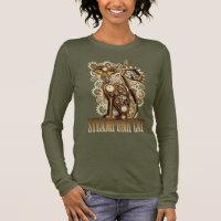 Steampunk Cat Long Sleeve T-Shirt