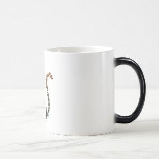 Steampunk cat mugs