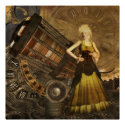 Steampunk - Ceris Telescopic Dreams print