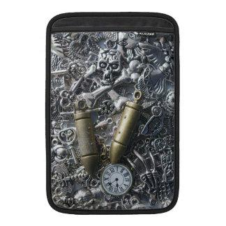 Steampunk charms MacBook air sleeves