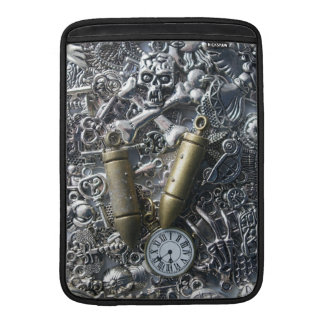 Steampunk charms sleeve for MacBook air