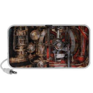 Steampunk - Check the gauges doodle
