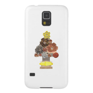 Steampunk Christmas Tree Samsung Galaxy S5 Case