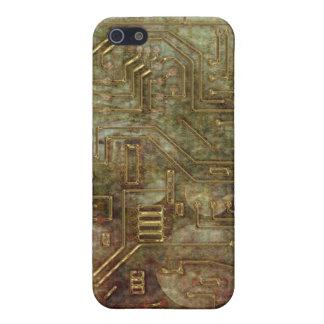 Steampunk Circuit Board iPhone4 iPhone SE/5/5s Case