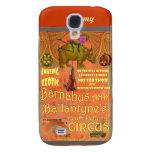 SteamPunk Circus Galaxy S4 Case