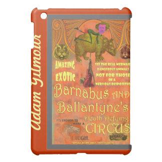 SteamPunk Circus Cover For The iPad Mini