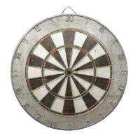 Steampunk Classic Dartboard