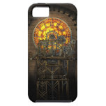 Steampunk Clock#1B iPhone 5 Covers