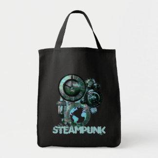 Steampunk Clock Bag