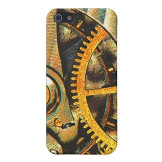 Steampunk Clock Gears Timepiece II  iPhone SE/5/5s Case