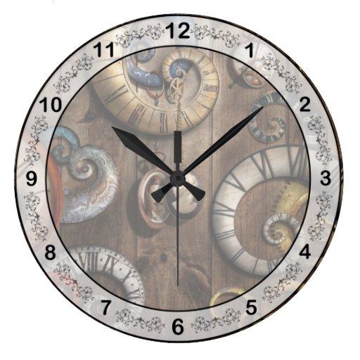 time machine clocks