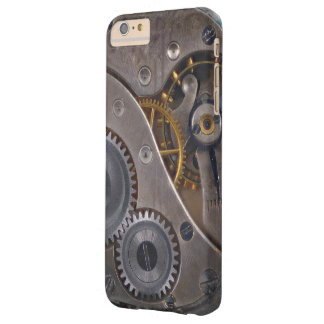 Steampunk Clockwork Barely There iPhone 6 Plus Case