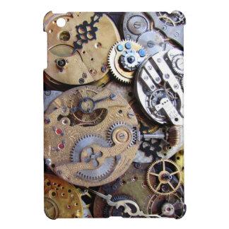 Steampunk Clockwork Gears Pocket Watch ipad case