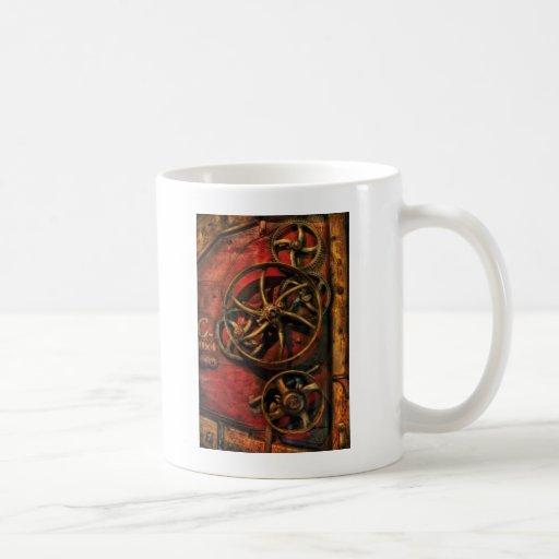 Steampunk - Clockwork Mug