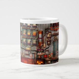 Steampunk - Coffee - The company coffee maker Jumbo Mug