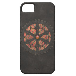Steampunk Cog iPhone 5 Covers