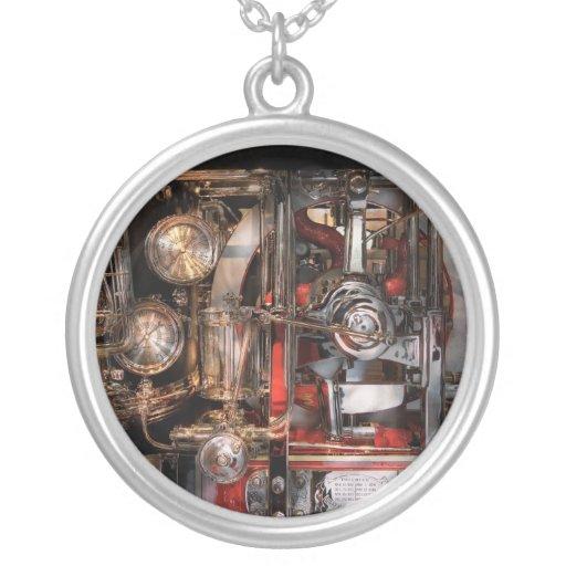 Steampunk - compruebe los indicadores grimpolas
