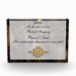 Steampunk - Controls on the USS Washington 1920 Award