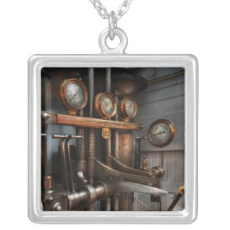 Steampunk - Controls - The Steamship control room Jewelry
