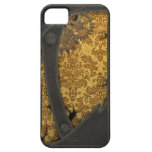 Steampunk Copper and Gold iPhone 5 Cover