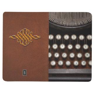 Steampunk - cosas que cambiaron cuadernos grapados