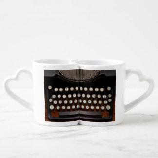 Steampunk - cosas que cambiaron set de tazas de café
