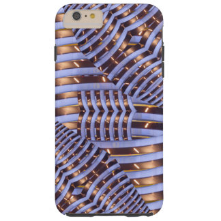 Steampunk Cosplay Chainmail Armor CricketDiane Art Tough iPhone 6 Plus Case