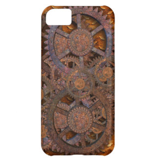 Steampunk Cover For iPhone 5C