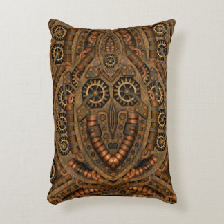 Steampunk Custom Brushed Polyester Accent Pillow