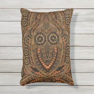 Steampunk Custom Outdoor Accent Pillows