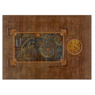 Steampunk Cutting Boards