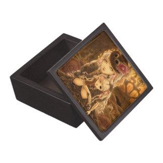 Steampunk Dark Fantasy Gift Box