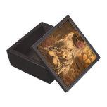 Steampunk Dark Fantasy Gift Box Premium Trinket Boxes