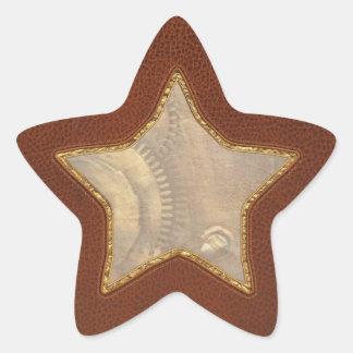 Steampunk - dentudo calcomanías forma de estrellaes