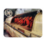 Steampunk - después de la sala de máquinas en subm imán rectangular
