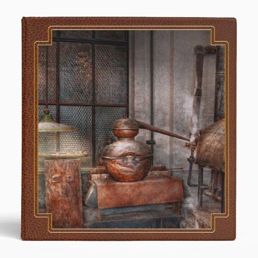 Steampunk - destilería privada