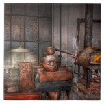 Steampunk - destilería privada teja cerámica