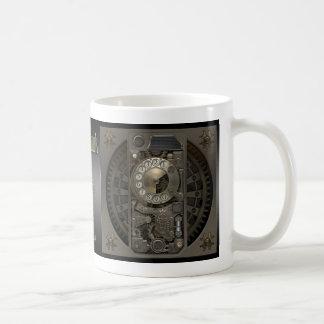 Steampunk Device - Rotary Dial Phone. Coffee Mug