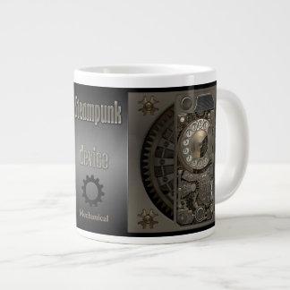 Steampunk Device - Rotary Dial Phone. Giant Coffee Mug