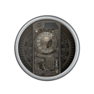 Steampunk Device - Rotary Dial Phone. Bluetooth Speaker