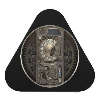 Steampunk Device - Rotary Dial Phone. Speaker